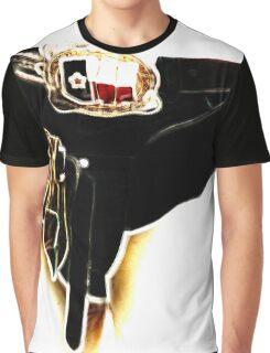 Neon Cowboy Graphic T-Shirt