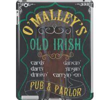 O'Malley's Irish Pub iPad Case/Skin
