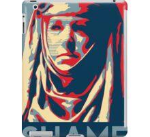 Shame iPad Case/Skin