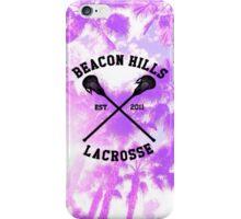 Teen Wolf - Lacrosse iPhone Case/Skin