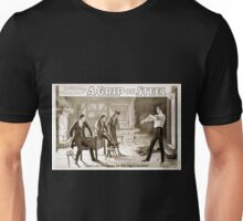 Performing Arts Posters The successful romantic drama A grip of steel 1088 Unisex T-Shirt