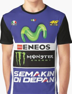 Vale 46 Graphic T-Shirt
