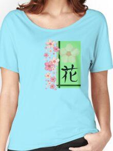 Hana - Kanji Series Women's Relaxed Fit T-Shirt