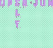 SUper Junior pastel color Sticker