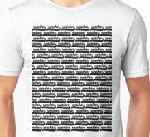 """""""Slashes"""" Unisex T-Shirt"""