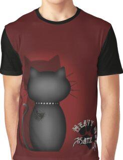 Heavy Metal Katz Graphic T-Shirt