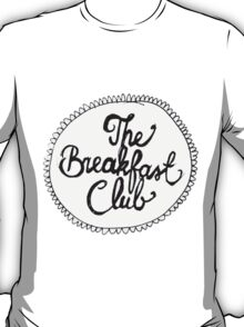 The Breakfast Club Circle T-Shirt