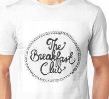 The Breakfast Club Circle Unisex T-Shirt