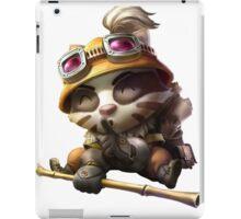 Badger Teemo iPad Case/Skin