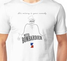Mister Bombardier - on Zed Unisex T-Shirt