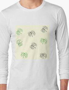 Frabric Long Sleeve T-Shirt