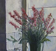 """Flowering Corner"" by Kobie Bosch"