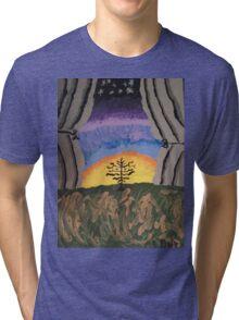 Darkness Tri-blend T-Shirt