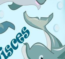 Pisces  (2464  Views) Sticker