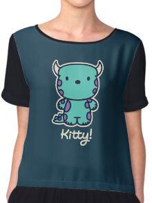 Kitty! Chiffon Top