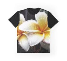 In Hawaii They Have Flowers Graphic T-Shirt