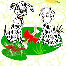 Spotty's  Birthday (8587 Views) by aldona