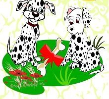 Spotty's  Birthday (7288 Views) by aldona