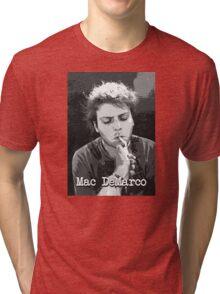 Mac DeMarco No.1 Tri-blend T-Shirt