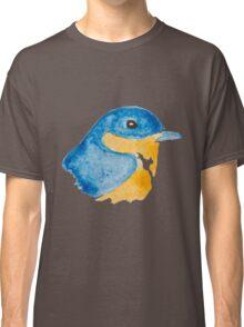 Bluebird Watercolor Classic T-Shirt