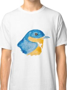 Bluebird Watercolor Classic T-Shirt