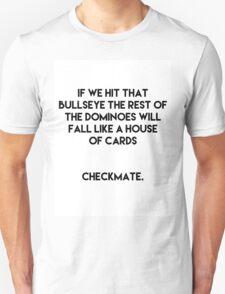 Checkmate - Futurama Unisex T-Shirt