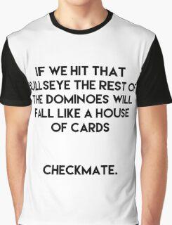Checkmate - Futurama Graphic T-Shirt