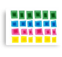 Cell Phone Prodigy Canvas Print