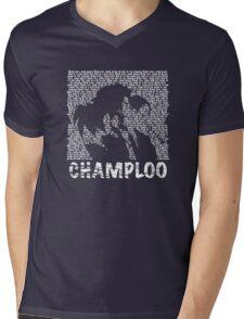 Samurai Champloo - BATTLECRY Mens V-Neck T-Shirt