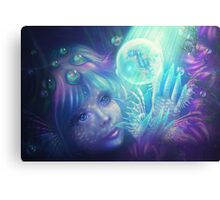 Underwater Wonder Canvas Print