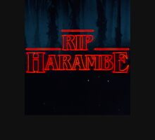 RIP Harambe and Stranger Things Mashup #Harambe #StrangeThings Classic T-Shirt