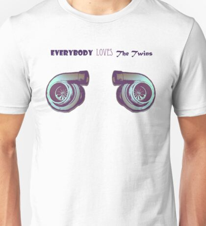 Everybody loves the Twins! Unisex T-Shirt