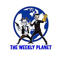 The Weekly Planet Photographic Print