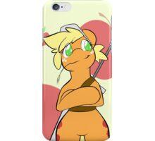Applejack the Honest Knight iPhone Case/Skin