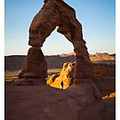 Delicate Arch, Arches National Park by Tim McGuire