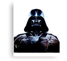 Darth Vader Canvas Print