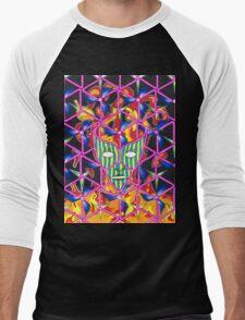 Ego Death Men's Baseball ¾ T-Shirt