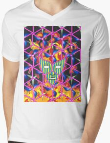 Ego Death Mens V-Neck T-Shirt