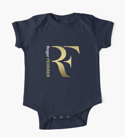 Federer Roger Tennis One Piece - Short Sleeve
