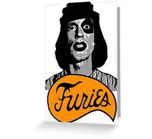 furies Greeting Card