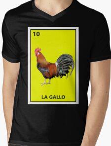 E Gallo Mens V-Neck T-Shirt