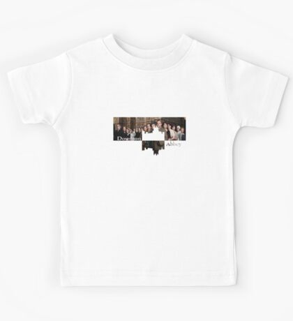 Downton Abbey Kids Tee