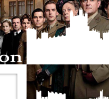 Downton Abbey Sticker