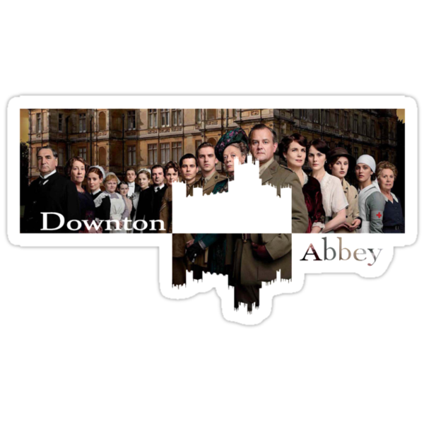 Downton Abbey by LupaIngat