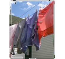 COLOURS IN THE WIND iPad Case/Skin