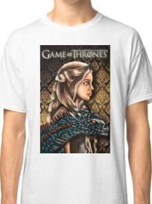 Mother of Dragons Classic T-Shirt