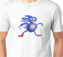 Sanic Smeshified Unisex T-Shirt