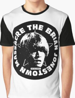 brian jonestown Graphic T-Shirt