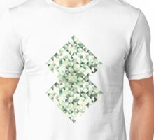 Colorful Triangles II Unisex T-Shirt