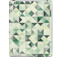 Colorful Triangles II iPad Case/Skin